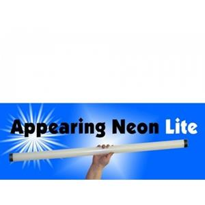 Aparição de tubo Neon grande- Appearing Neon Light-Bulb Lar