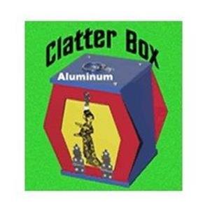 Aparição do Lenço na Caixa que se Desmancha - Alumínio ;