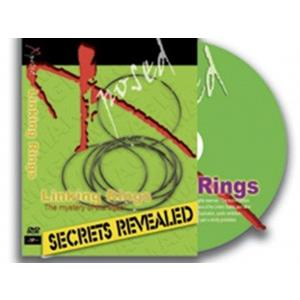 Argolas DVD - 25 Amazing Tricks with Linking rings