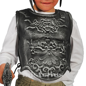 Armadura Romana, criança