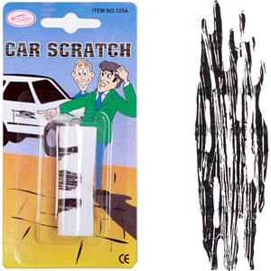 Autocolante Carro Riscado - Car Scratch
