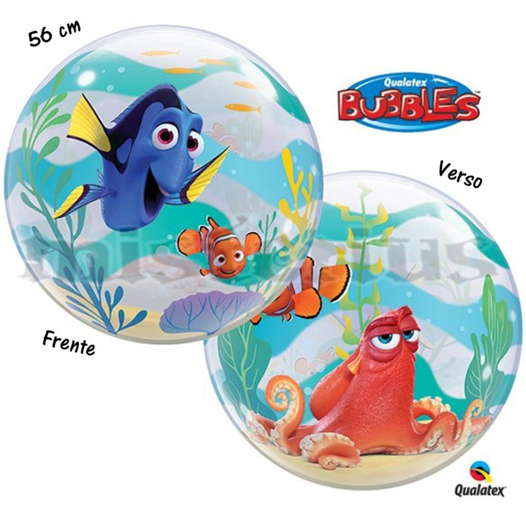 Balão Bubble À Procura da Dory