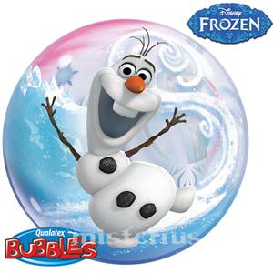 Balão Bubble Frozen