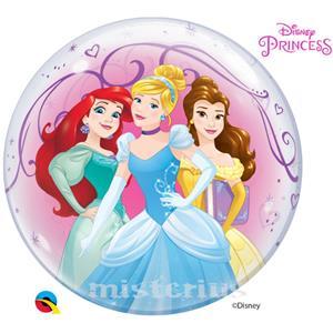 Balão Bubble Princesas