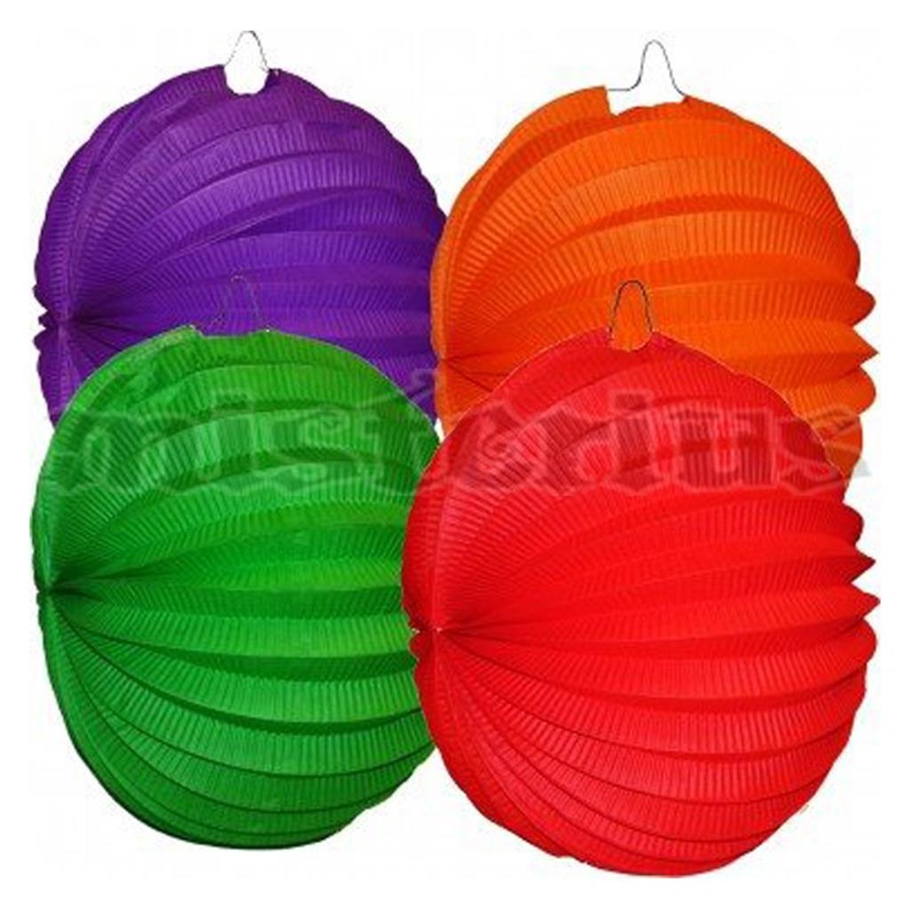 Balão de  Papel Oval
