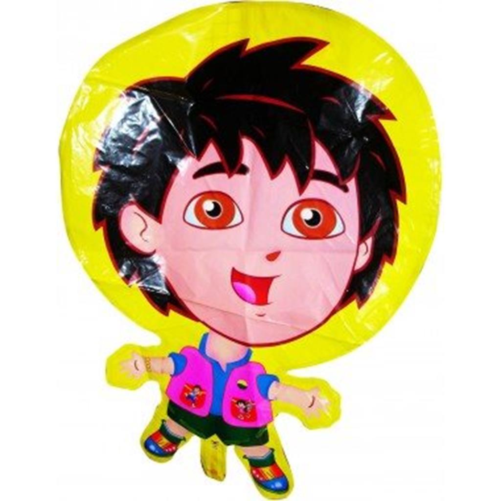 Balão Foil Dora