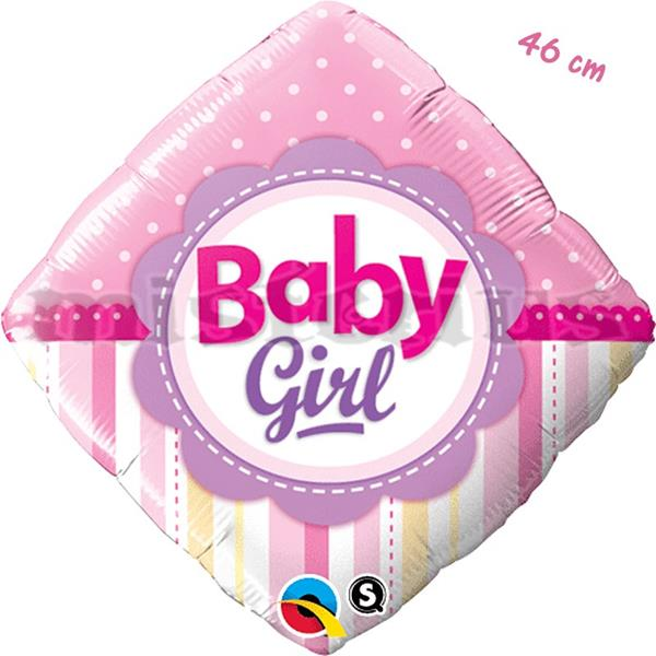 Balao Foil Diamond Baby Girl