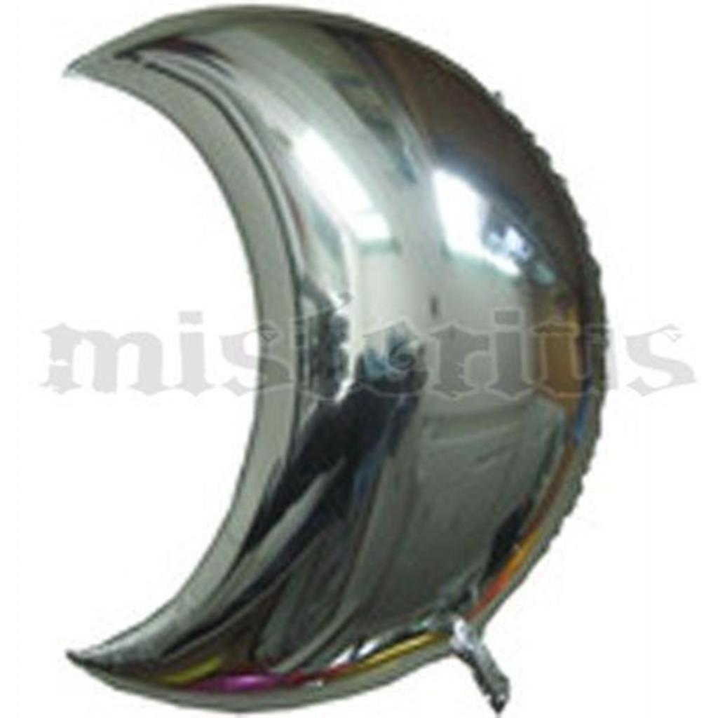 Balão Foil Lua Prata