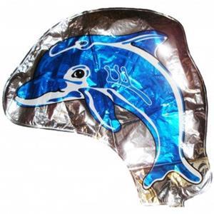 Balão Foil Metalizado Golfinho