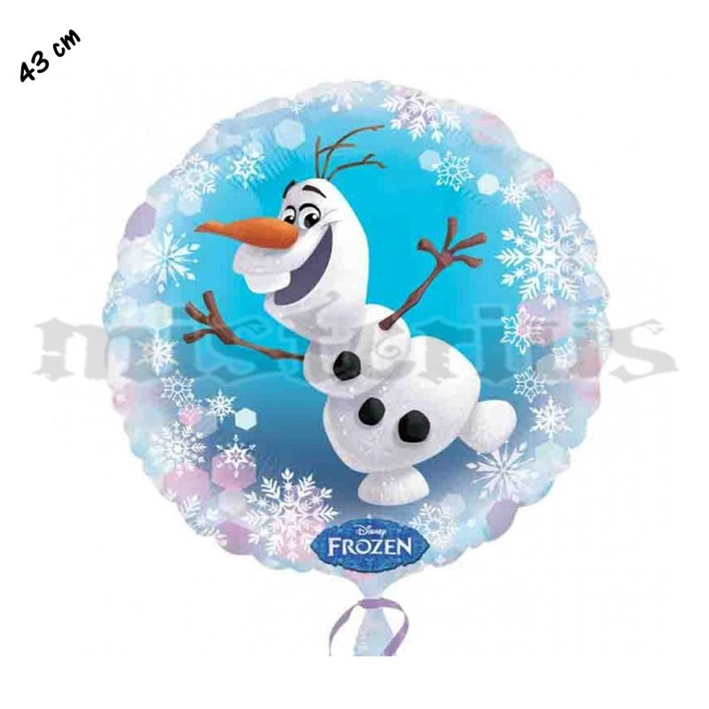 Balão Foil Olaf