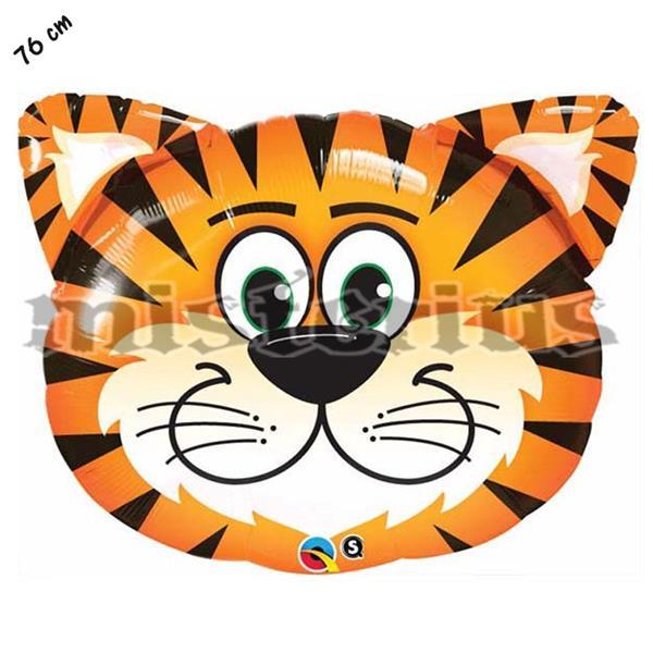 Balao Foil Tigre Shape