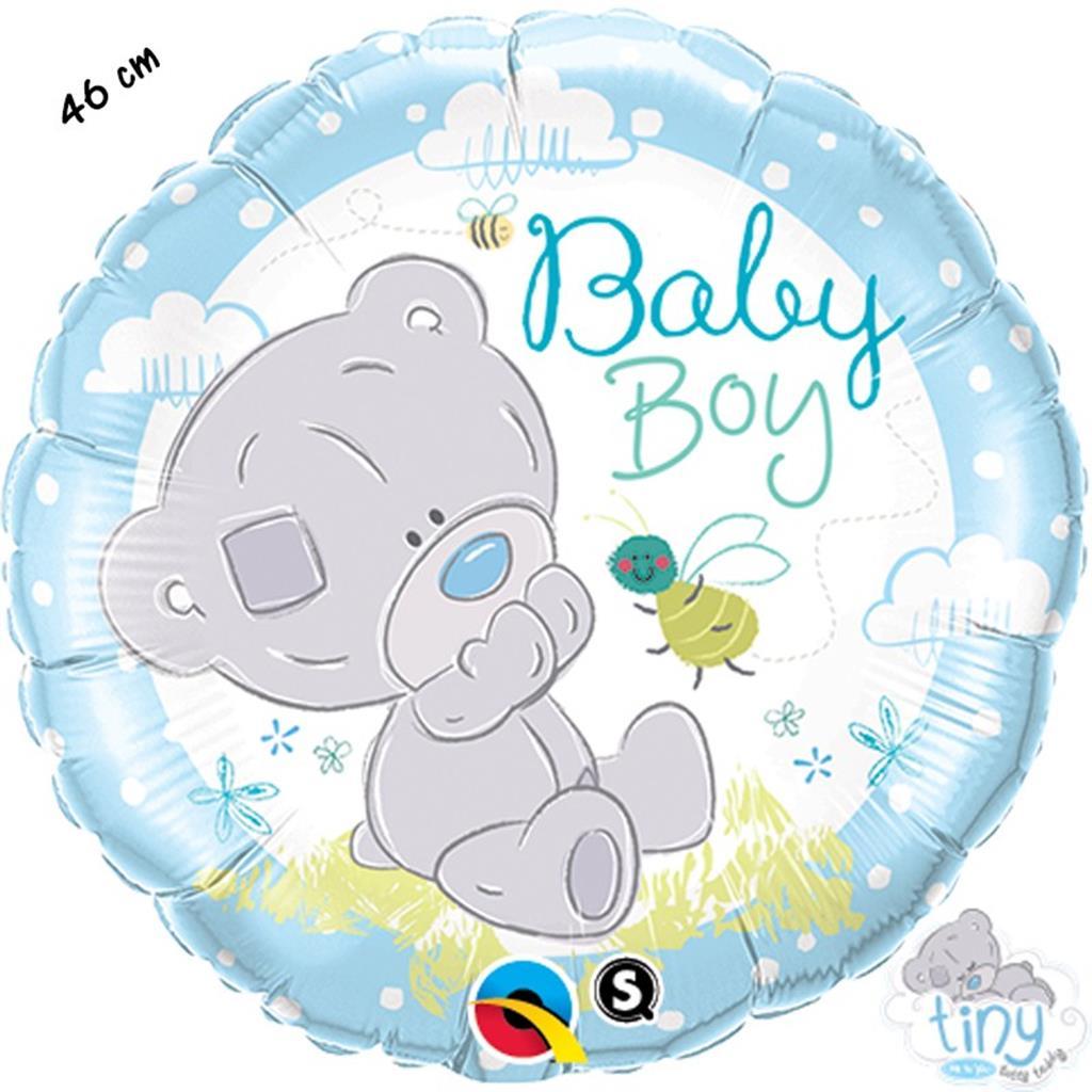 Balão Foil Ursinho Baby Boy
