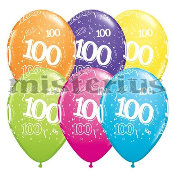 Balao Latex 100 Anos 6 und Multicor
