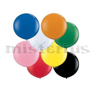Balão Latex Redondo, 40 cm.
