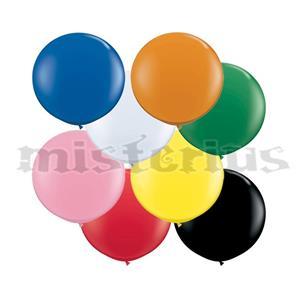 Balão Latex Redondo, 55 cm