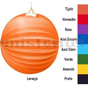 Balão Liso Papel, 20 cm