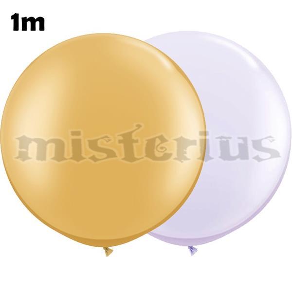 Balão Metalizado Gigante, 100 cm
