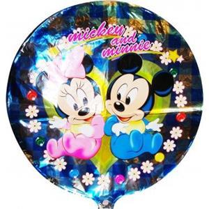 Balão Foil Mickey e Minnie