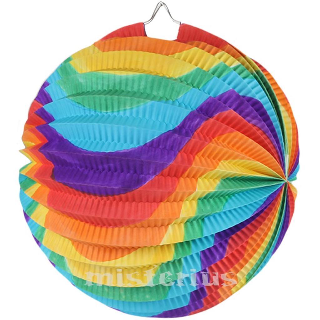Balão Papel Multicor, 30 cm