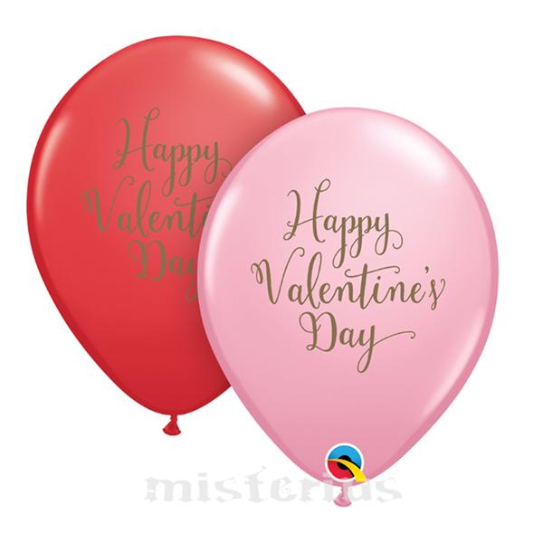 Balão São Valentim, Unid.