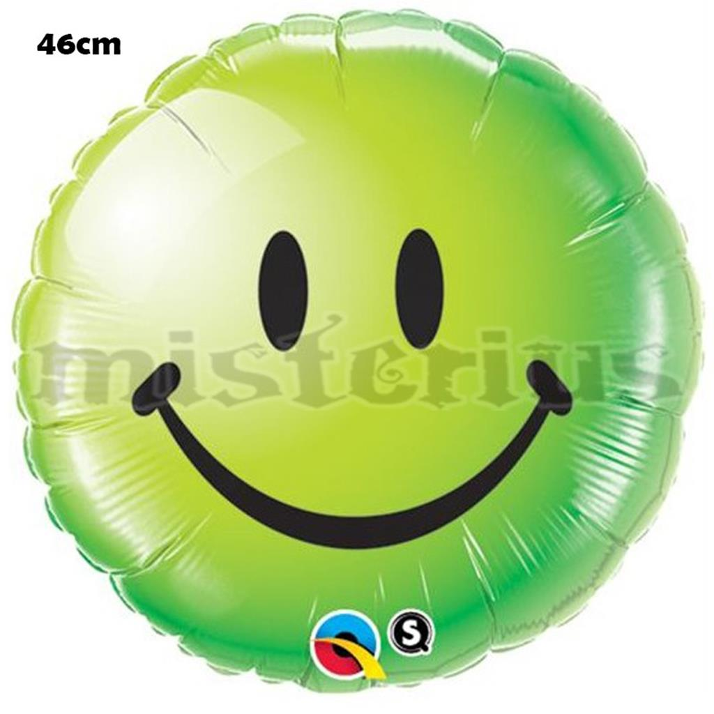 Balão Smile Verde