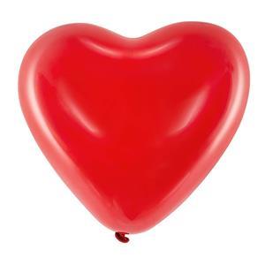 Balões Coração, 10 Unid.