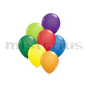 Balões Latex Cores 14 Cm