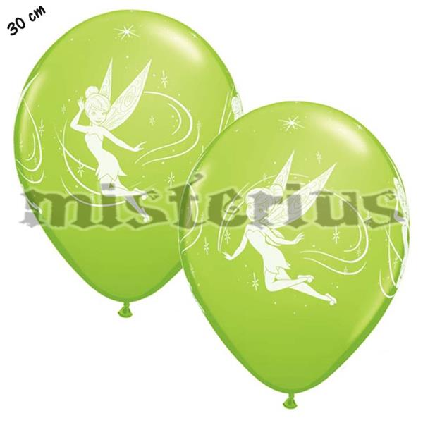 Balões Latex Fadas Mágicas,6unid