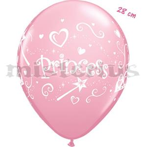 Balões Princesas Latex 6 Unid.