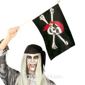 Bandeira Pirata 45x30cm