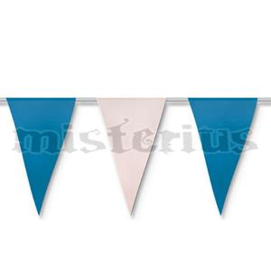 Bandeiras Azuis Brancas, 50 mt
