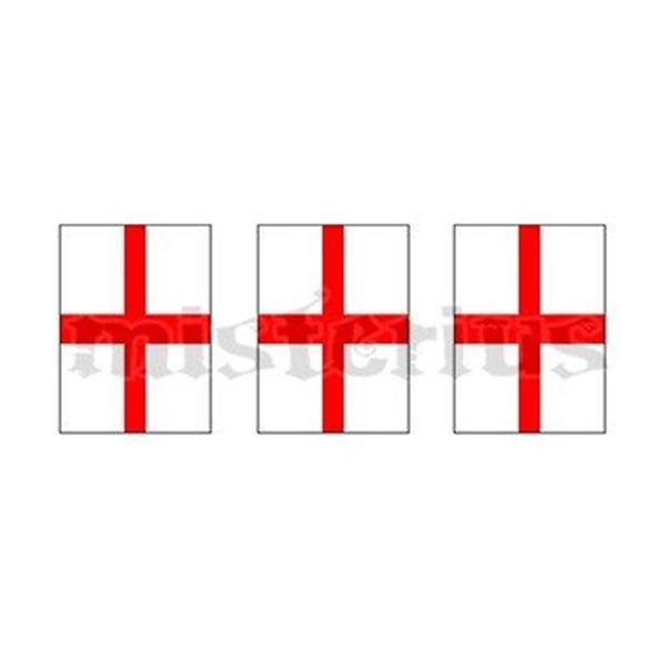 Bandeiras Inglaterra, 50 mt