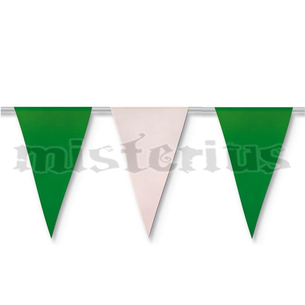 Bandeiras Verdes Brancas, 50 mt