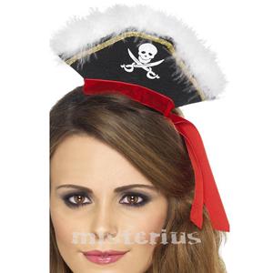 Bandolete Chapéu Pirata