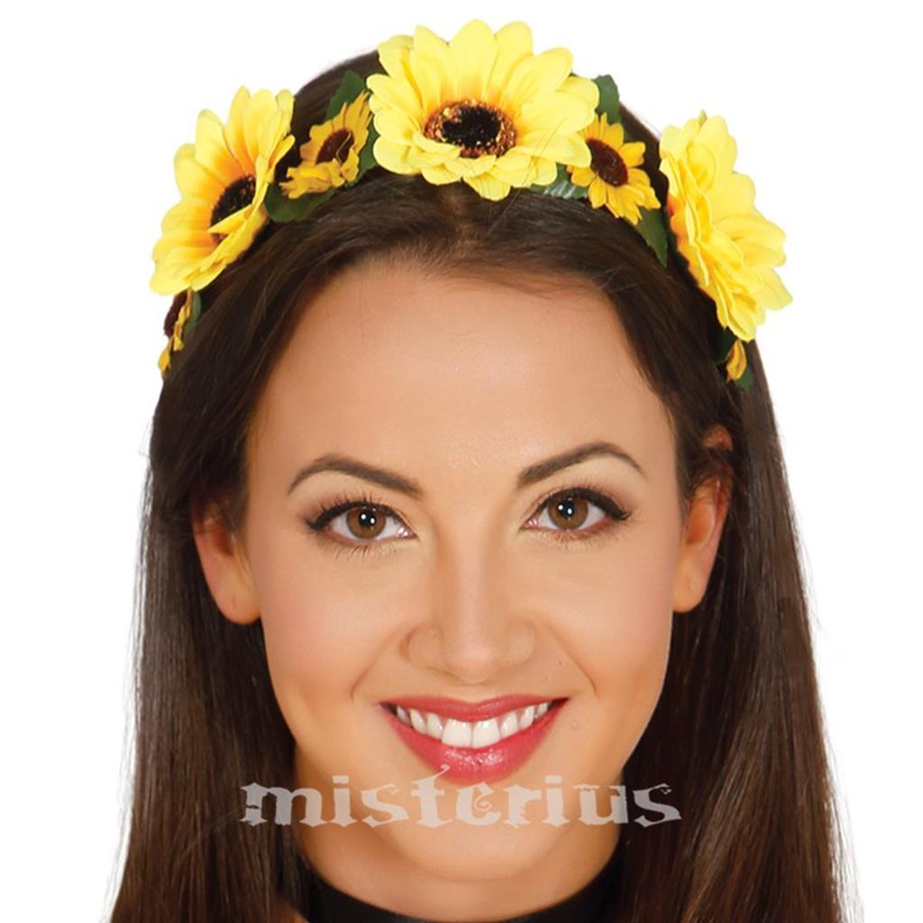 Bandolete Flores Amarelas