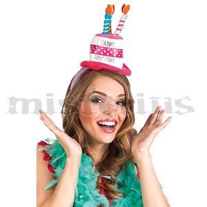 Bandolete Happy Birthday Velas