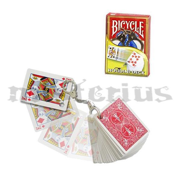 Baralho Algemas Bicycle - Houdini Deck