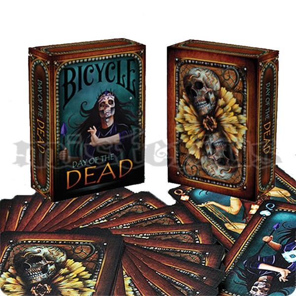 Baralho Bicycle Day of the Dead