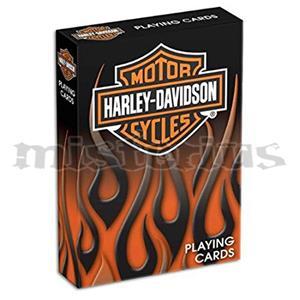 Baralho Bicycle Harley Davidson