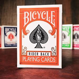 Baralho Bicycle Laranja