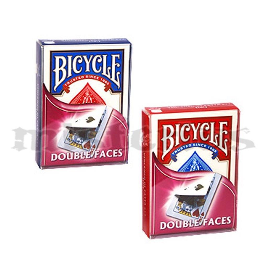 Baralhos Especiais - Dupla Face Bicycle