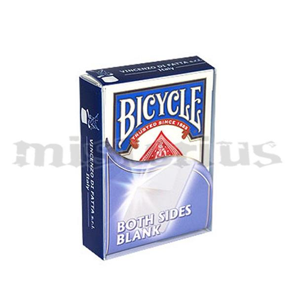 Baralhos Especiais - Dupla Face Branca Bicycle