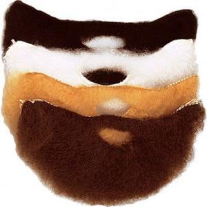 Barba Média Falsa, 27x14 cm
