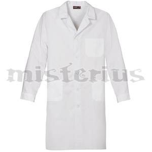 Bata Médico Branca Manga Comprida