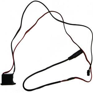 Bateria Inversor DC12V - 1 a 5 mt, el wire