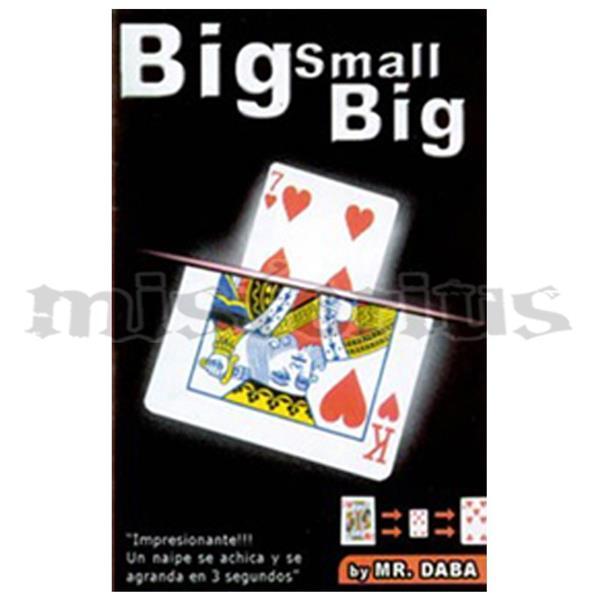 Big Smal Big - Mr Daba