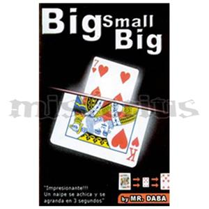 Big Smal Big - Mr Daba
