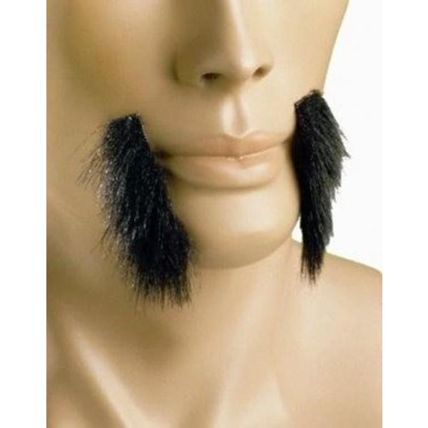 Bigodes patilhados Character M8-Mustache Cranks Character M8