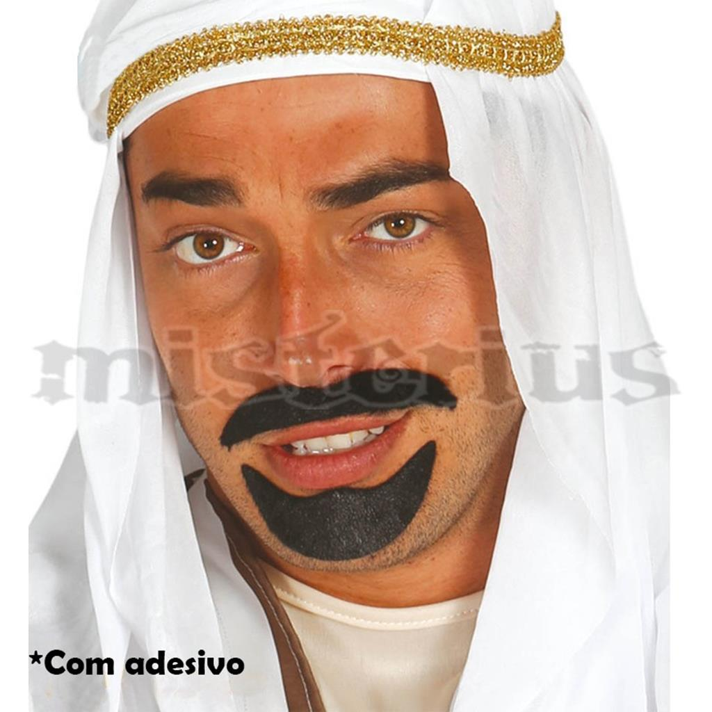 Bigodes e Pera  M10-Mustache
