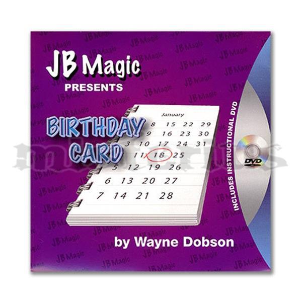 Birthday Card Wayne Dobson